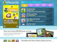 PBS Kids Mobile