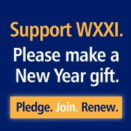 Thank you for supporting WXXI