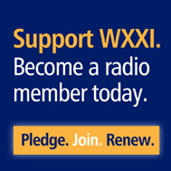 Support WXXI Radio!  Become a member or renew today.