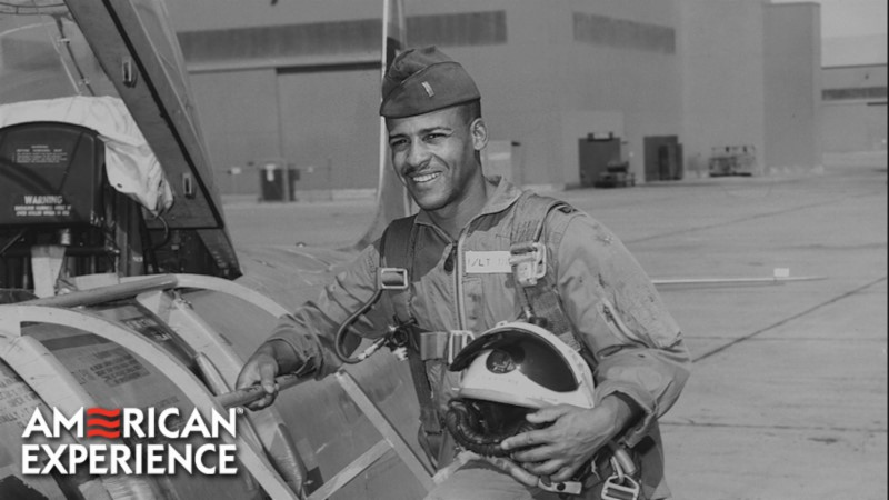 Ed Dwight: First Black Astronaut Trainee
