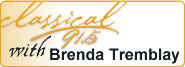 Classical Music with Brenda Tremblay