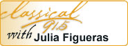 Classical Music with Julia Figueras