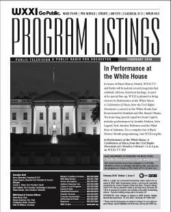 Program Listings - February 2010