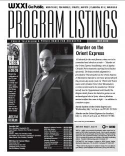 Program Listings - July 2010