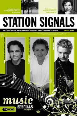 Station Signals - March 2009