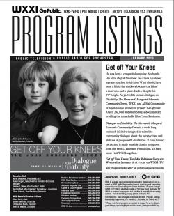 Program Listings - January 2010