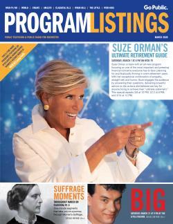 Program Listings - March 2020