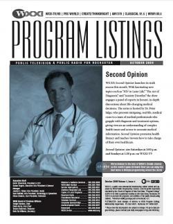 Program Listings - October 2009