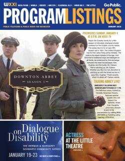 Program Listings - January 2015