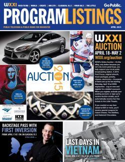 Program Listings - April 2015