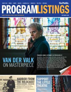 Program Listings - September 2020