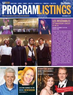 Program Listings - December 2012