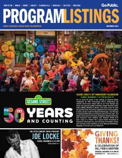 Program Listings - November 2019