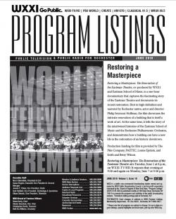 Program Listings - June 2010