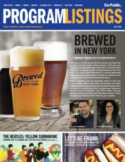 Program Listings - July 2018