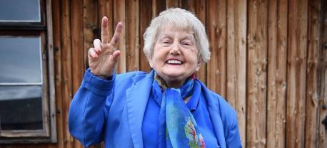 WXXI brings holocaust survivor Eva Kor