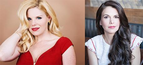 Megan Hilty and Sutton Foster close out