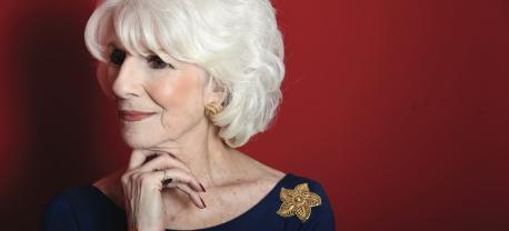 NPR's Diane Rehm chronicles her