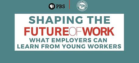 How can young workers lead in building a