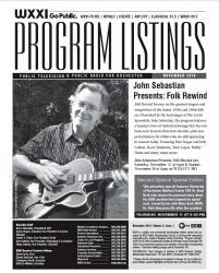 Program Listings - November 2010