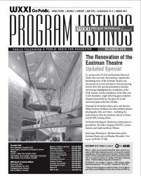 Program Listings - December 2010