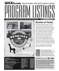 Program Listings - September 2010