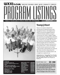 Program Listings - March 2010