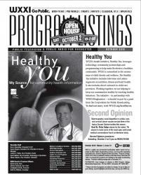 Program Listings - October 2010