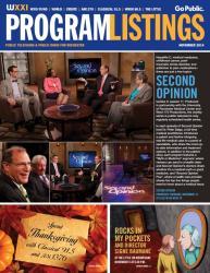 Program Listings - November 2014