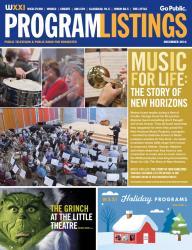 Program Listings - December 2014