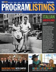 Program Listings - March 2015