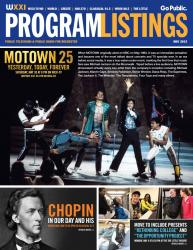 Program Listings - May 2015