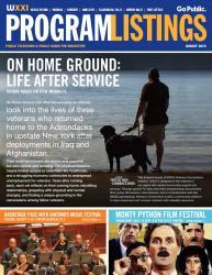 Program Listings - August 2015