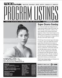 Program Listings - February 2011