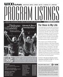Program Listings - January 2012