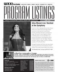 Program Listings - June 2012