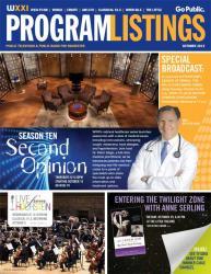 Program Listings - October 2013