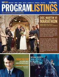 Program Listings - March 2014