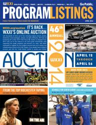 Program Listings - April 2014