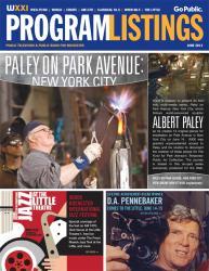 Program Listings - June 2013