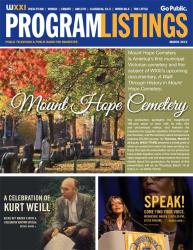 Program Listings - March 2013