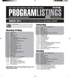 Program Guide July 2021