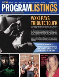 Program Listings - November 2013