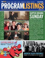 Program Listings - February 2013