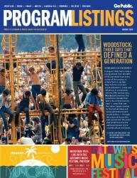 Program Listings - August 2019