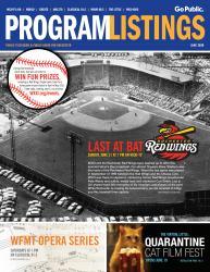 Program Listings - June 2020