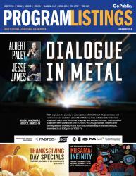 Program Listings - November 2018