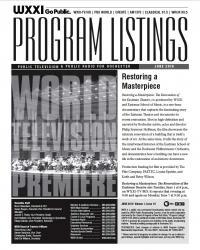 Program Listings - June 2010