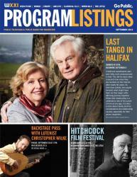 Program Listings - September 2013