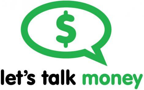 let s talk money logo wxxi